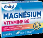 Govital Magnésium Vitamine B6 Comprimés B/45 à CANEJAN