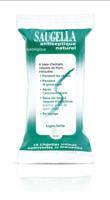 SAUGELLA ANTISEPTIQUE Lingette hygiène intime Paquet/15 à CANEJAN