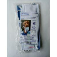 Masque de protection en tissu réutilisable B/2 à CANEJAN