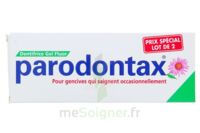 Parodontax Dentifrice Gel Fluor 75ml X2 à CANEJAN