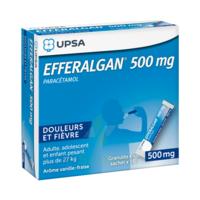 Efferalgan 500 mg Glé en sachet Sach/16 à CANEJAN