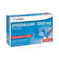 Efferalgan 1g Cappuccino Granules 8 Sachets à CANEJAN
