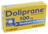 DOLIPRANE 500 mg Comprimés 2plq/8 (16) à CANEJAN