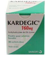 KARDEGIC 160 mg, poudre pour solution buvable en sachet à CANEJAN