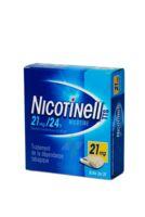 NICOTINELL TTS 21 mg/24 h, dispositif transdermique B/28 à CANEJAN