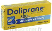 DOLIPRANE 500 mg Gélules B/16 à CANEJAN