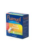 FLUIMUCIL EXPECTORANT ACETYLCYSTEINE 200 mg ADULTES SANS SUCRE, granulés pour solution buvable en sachet édulcorés à l'aspartam et au sorbitol à CANEJAN