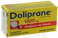 DOLIPRANE 1000 mg Comprimés effervescents sécables T/8 à CANEJAN