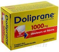 DOLIPRANE 1000 mg Poudre pour solution buvable en sachet-dose B/8 à CANEJAN