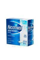 NICOTINELL MENTHE FRAICHEUR 2 mg SANS SUCRE, gomme à mâcher médicamenteuse Plq/204 à CANEJAN