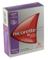 Nicoretteskin 10 mg/16 h Dispositif transdermique B/28 à CANEJAN