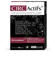 Synactifs Circatifs Gélules B/30 à CANEJAN