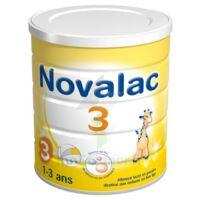 Novalac 3 Croissance lait en poudre 800g à CANEJAN