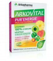 Arkovital Pur'Energie Multivitamines Comprimés dès 6 ans B/30 à CANEJAN