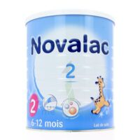 Novalac 2 Lait en poudre 800g à CANEJAN