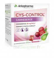 Cys-Control 36mg Poudre orale 20 Sachets/4g à CANEJAN