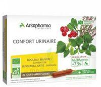 Arkofluide Bio Ultraextract Solution buvable confort urinaire 20 Ampoules/10ml à CANEJAN