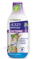 4321 Minceur 4 Actions Solution buvable Fl/280ml à CANEJAN