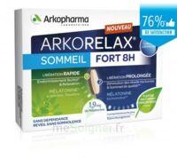 Arkorelax Sommeil Fort 8H Comprimés B/15 à CANEJAN