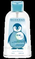 ABCDERM H2O Solution sans rinçage nettoyante bébé Fl pompe/1L à CANEJAN