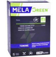 Synactifs Melagreen  Bio Gélules B/15 à CANEJAN