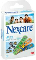 NEXCARE SOFT DESIGN KIDS, bt 20 à CANEJAN
