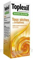 TOPLEXIL 0,33 mg/ml sans sucre solution buvable 150ml à CANEJAN