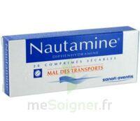 NAUTAMINE, comprimé sécable à CANEJAN