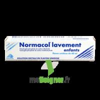 NORMACOL LAVEMENT ENFANTS, solution rectale, récipient unidose à CANEJAN