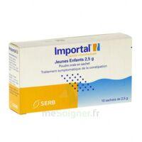 IMPORTAL JEUNES ENFANTS 2,5 g, poudre orale en sachet à CANEJAN