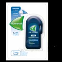 NICORETTE 2 mg Cpr à sucer T/20 à CANEJAN