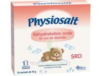 PHYSIOSALT REHYDRATATION ORALE SRO, bt 10 à CANEJAN