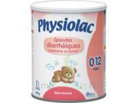 PHYSIOLAC EPISODES DIARRHEIQUES, bt 400 g à CANEJAN