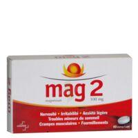 MAG 2 100 mg, comprimé  B/120 à CANEJAN