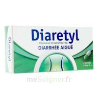 DIARETYL 2 mg, gélule à CANEJAN