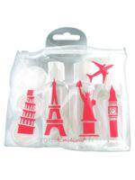 Kit flacons de voyage à CANEJAN