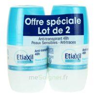 ETIAXIL DEO 48H ROLL-ON LOT 2 à CANEJAN