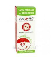 Duo LP-Pro Lotion radicale poux et lentes 150ml à CANEJAN