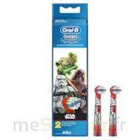 Oral-B Stages Power Star Wars 2 brossettes à CANEJAN