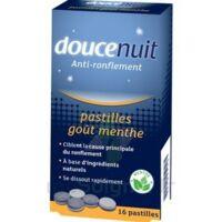 DOUCENUIT ANTIRONFLEMENT PASTILLES à la menthe, bt 16 à CANEJAN