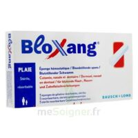 BLOXANG Eponge de gélatine stérile hémostatique B/5 à CANEJAN