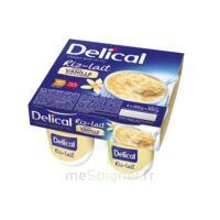 DELICAL RIZ AU LAIT Nutriment vanille 4Pots/200g à CANEJAN
