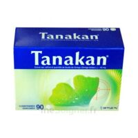 TANAKAN 40 mg, comprimé enrobé PVC/alu/90 à CANEJAN