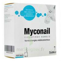 MYCONAIL 80 mg/g, vernis à ongles médicamenteux à CANEJAN
