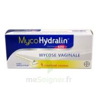 MYCOHYDRALIN 500 mg, comprimé vaginal à CANEJAN