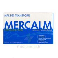 MERCALM, comprimé pelliculé sécable à CANEJAN