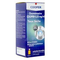OXOMEMAZINE H3 SANTE 0,33 mg/ml SANS SUCRE, solution buvable édulcorée à l'acésulfame potassique à CANEJAN