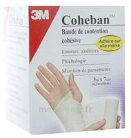 COHEBAN, blanc 3 m x 7 cm à CANEJAN