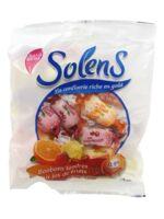 Solens bonbons tendres aux jus de fruits sans sucres à CANEJAN
