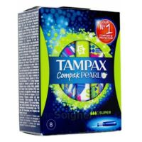 Tampax Compak Pearl Super à CANEJAN